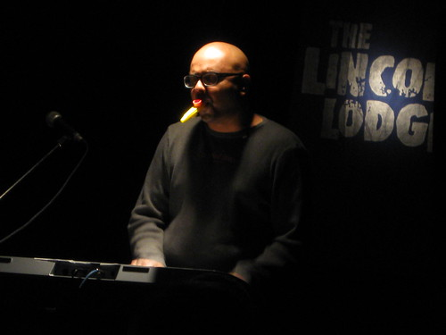 Ranjit Souri at the Lincoln Lodge March 6, 2009