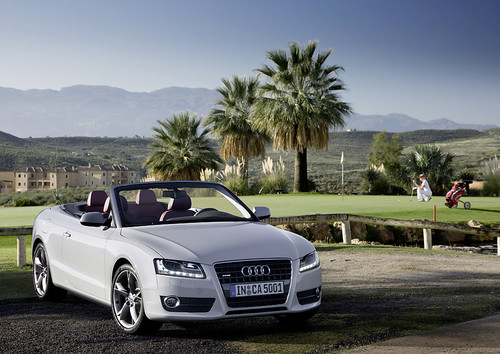 AUDI A5 CABRIOLET WHITE: Audi A5 Cabriolet. THANK YOU!! THANKS A LOT!