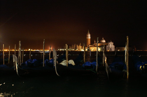 San Giorgio at Night