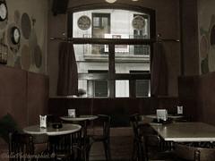 Pop-Art Caf (Olalla Esquimal) Tags: popart cafeteria ourense orense