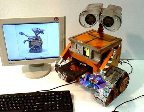 Wall-E PC