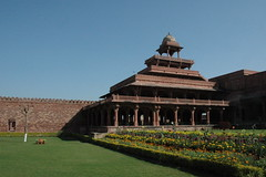 The Palace at Fatehpur Sikri-18