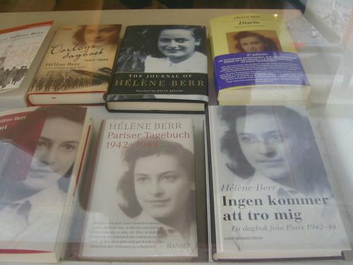 Les deux parties du journal d'Hélène Berr