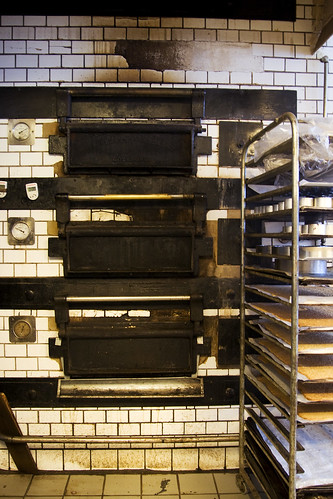 neat looking ovens