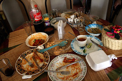 mesas (C Manuel) Tags: food table cola comida tortillas coca mesa refresco atascon familiamexicana puroantojito