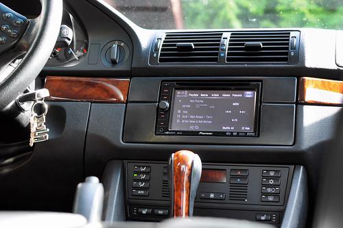 3505292885_519458f8e5?v=0 anyone have pics of aftermarket radio install? e46fanatics  at bayanpartner.co
