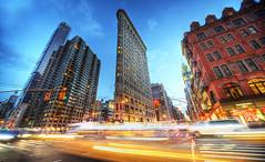 Flatiron (Tony Shi Photos) Tags: nyc iron flat manhattan broadway best madisonsquarepark flatironbuilding flatiron hdr 23rdst flatirondistrict 纽约 rushhourtraffic 紐約 nikond700 ньюйорк ニューヨークシティ 뉴욕시 thànhphốnewyork न्यूयॉर्कशहर tonyshi مدينةنيويورك นิวยอร์กซิตี้