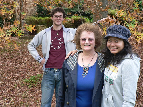 James, Mum & Me