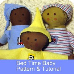 Bed Time Baby Tutorial