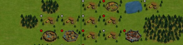 Tribal Wars Mapa