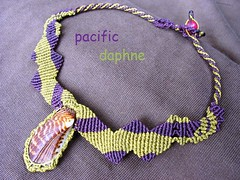 Macrame del Caribe (pacificdaphne) Tags: colombia handmade caracol macrame makrame artesania caribe hechoamano macramé χειροποίητο μακραμέ