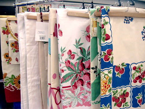 tablecloths from Moda Home
