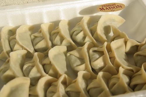 Produit maison - Dumplings at Bonjour Supermarket