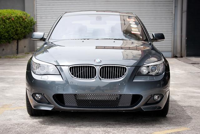 BMW E60 M-Paket