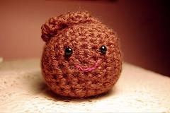 the poo (oh.camerasaremacho) Tags: crochet poop amigurumi