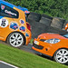 Elf Renault Clio Cup May 2009 – James Colburn/David Dickenson