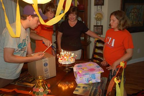Birthday, '09 101