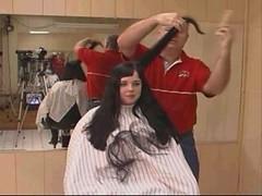headshave - 2009-06-02_113355 (bob cut) Tags: ladies haircut sexy girl happy bald shave razor headshave