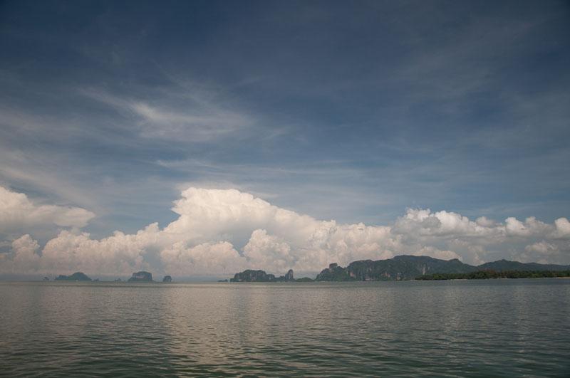 Вид на Rai Leh