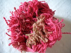 The Yarn Yard - Fibre Club March 2009