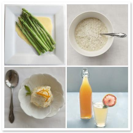 citrus menu
