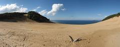 Sand blow Panorama (Jason Walton) Tags: autostitch panorama sand dune sandblow rainbowbeech