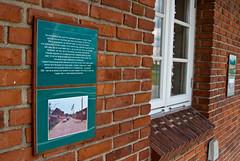 Grenzhaus in Rudbøl (arne.list) Tags: sønderjylland nordfriesland rudbøl deutschdänischegrenze tønderkommune
