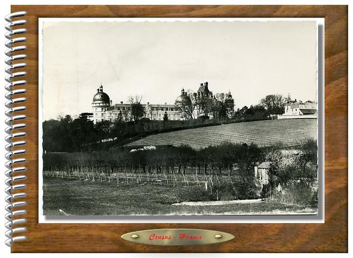 VALENCAY  Le Château