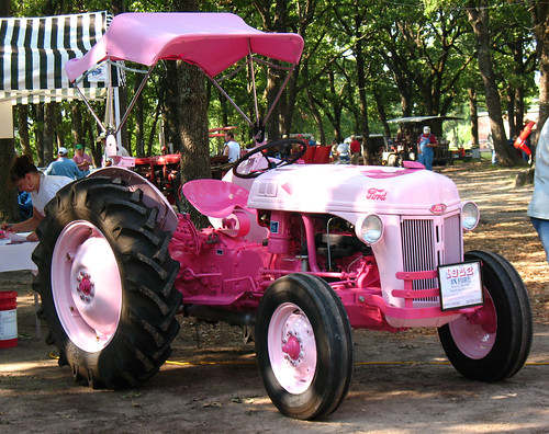 ford 8n breast cancer