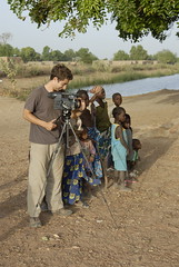 One Day in Africa (USA 2008) Director Brooks Silva Braga