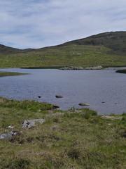 Dun in Loch Aonghais - North Uist (fotofal) Tags: island scotland isle westernisles isles uist hebrides benbecula southuist outerhebrides berneray hebridean eriskay lochmaddy northuist lochboisdale uists