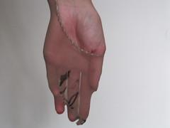 Stockings (body in rebellion) Tags: selfportrait art stockings body wearableart