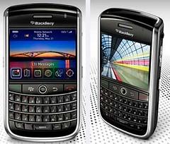 RIM lanza el Blackberry Tour para redes CDMA en norteamérica