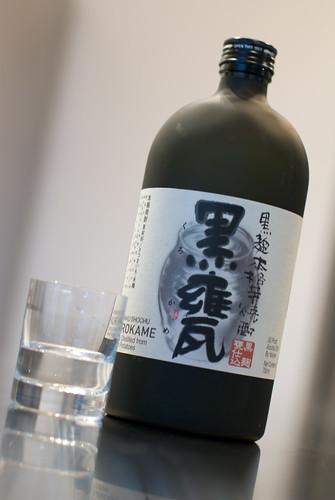 Kurokame Honkaku Shochu 112839