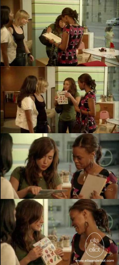 ella+elliot on Being Erica III