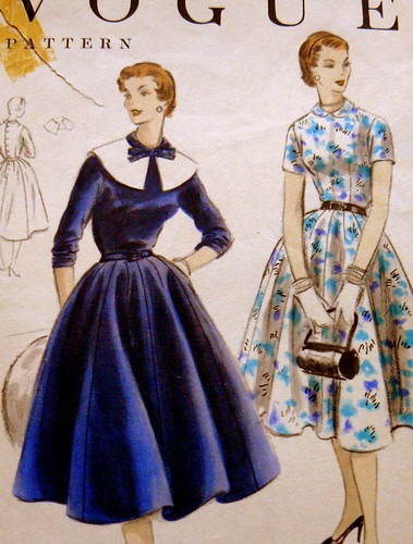 VOGUE DRESS Sewing Pattern