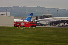 Fire 5 (Cameron Burns) Tags: uk greatbritain plane canon airplane geotagged fire scotland airport canon300d action unitedkingdom glasgow aircraft aviation aeroplane tagged gb fireengine paisley geo baa canoneos eos300d canoneos300d airliner strathclyde aerospace scania gla airfield firebrigade firerescue glasgowinternational fireservice glasgowairport strathclydefirerescue egpf abbottsinch baafireservice baaglasgow