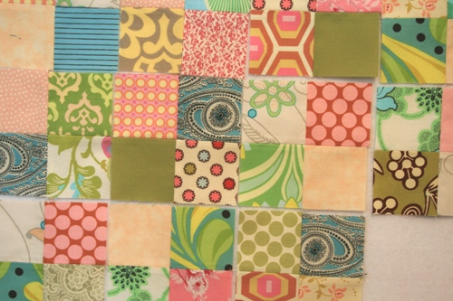 calming patchwork