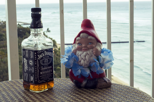 gnome with jack