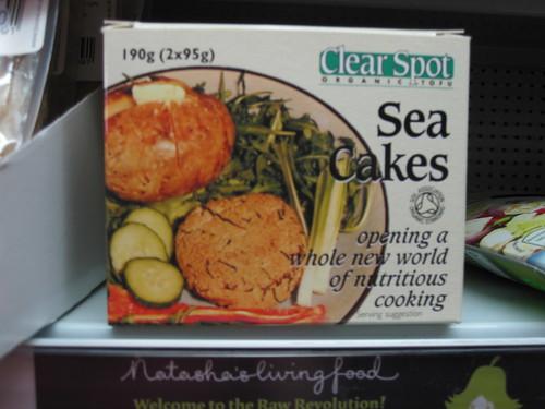 Sea Cakes