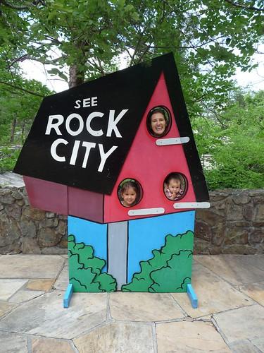 see rock city.