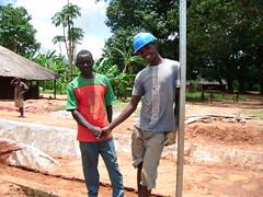 Empresarios locales en Cabo Delgado