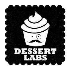 Dessert Labs Logo - B&W