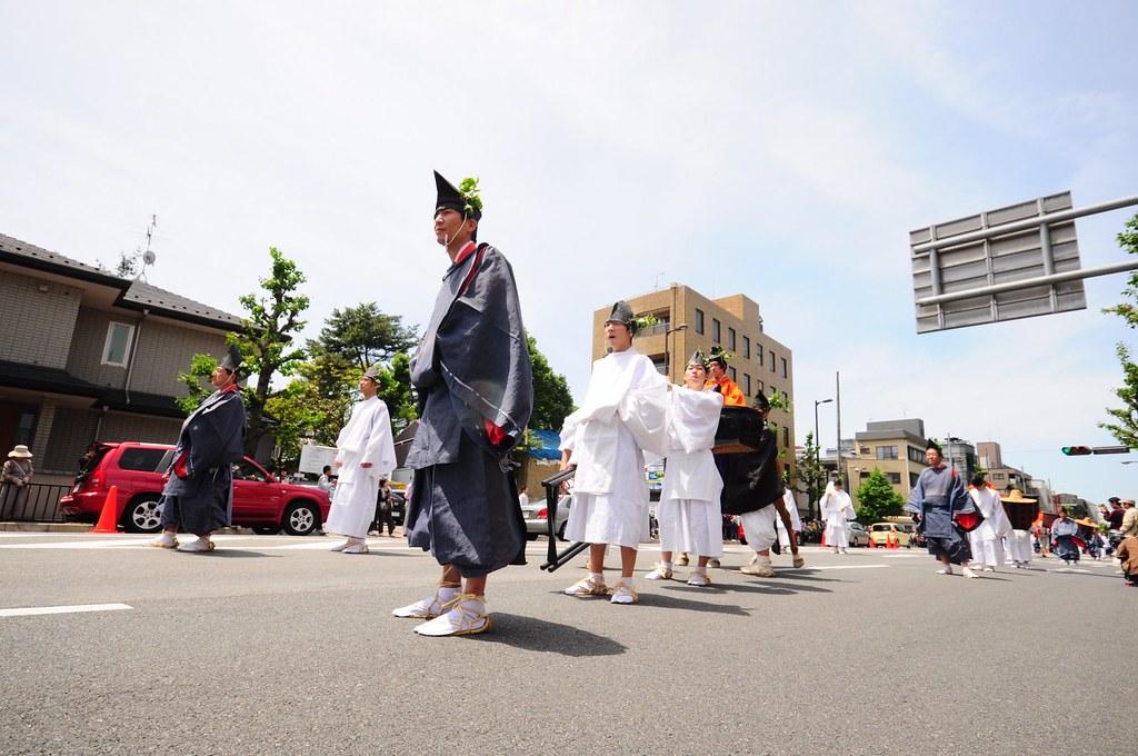 葵祭 aoi matsuri