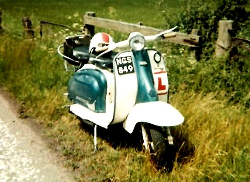 Lambretta Li 150 third series -1960