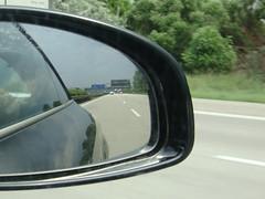 Audi TT Rückspiegel