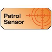 Pana-patrol sensor