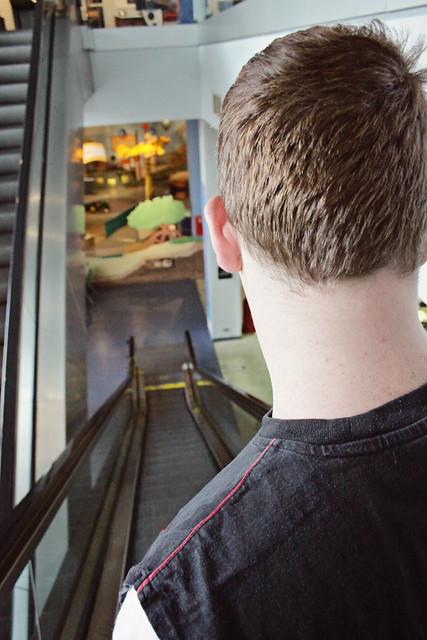 MODS escalator
