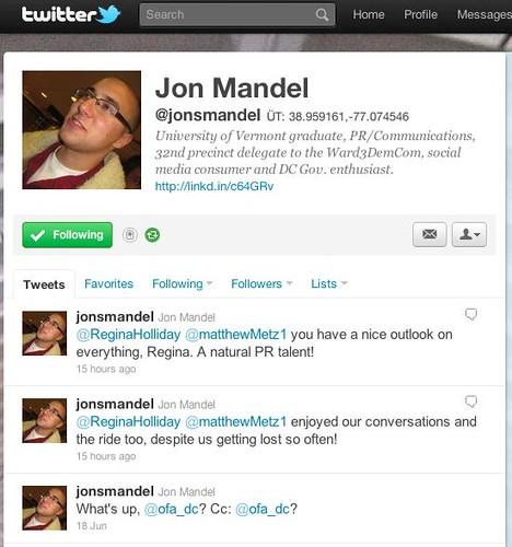 Jon Mandel