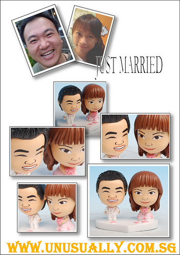 Mini You2 Big Head Wedding Doll